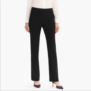 J. Crew Edie black dress pants
